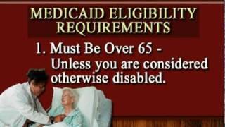 Medicaid, Nursing Homes aฑd Asset Protection