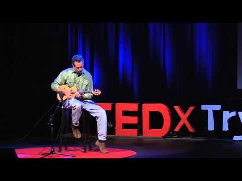Out on the Kalahari: A Ukulele Adventure | Jay Lichty | TEDxTryon