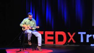 Out on the Kalahari: A Ukulele Adventure | Jay Lichty | TEDxTryon