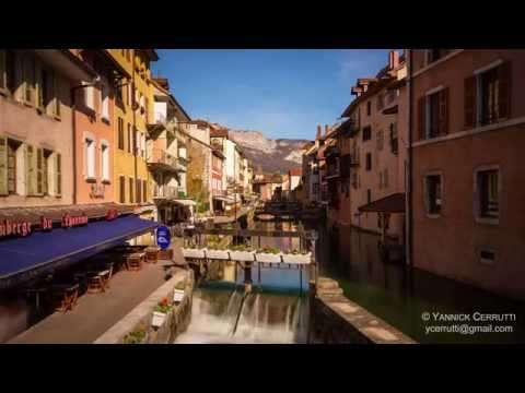 Annecy in Motion - 4K - Timelapse/Hyperlapse