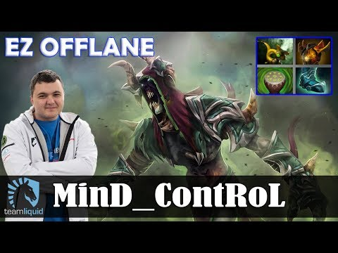 MinD_ContRoL - Undying EZ Offlane   Dota 2 Pro MMR Gameplay