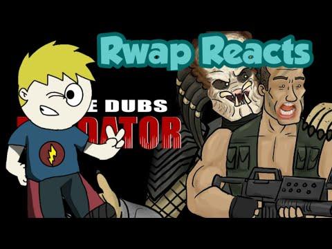 Rwap Reacts to Predator - HISHE Dubs (Comedy Recap)