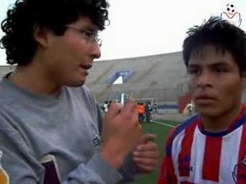 www.atleticomqv.com Entrevista Arnold Paredes Lugu...