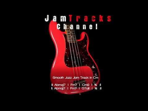 Funk / Smooth Jazz  Bass  Backing Track - JamtracksChannel