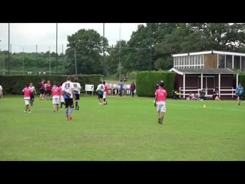 WUGC 2016: Singapore vs NZ Mixed