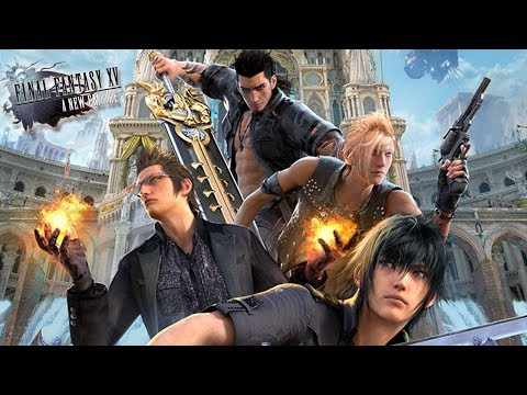 Final Fantasy XV: A New Empire - First Impressions & Gameplay! (New Game)