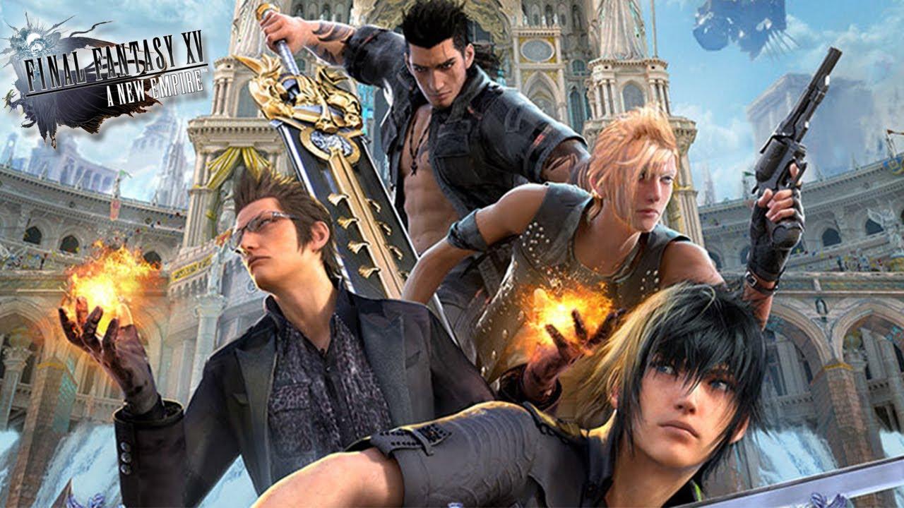 Final Fantasy 15 Amazon