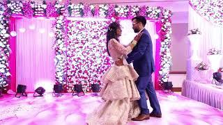Engagement salsa dance Arpit & Sonal-17.04.2018