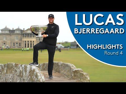 Lucas Bjerregaard Winning Highlights | 2018 Alfred Dunhill Links Championship