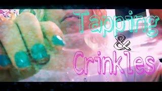 ~tapping~crinkles~sticky Sounds~asmr