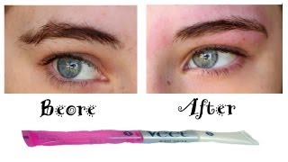 Review: Veet easy wax facial kit + HOW i wax my brows!