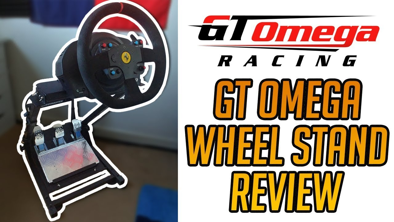 13049fa39eb GT Omega Wheel Stand Review - YouTube