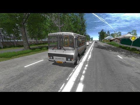Новый Bus Driver Simulator 2018 - Первый взгляд! Обзор