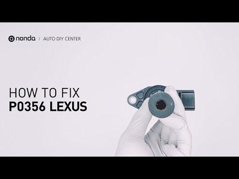How to Fix LEXUS P0356 Engine Code in 2 Minutes [1 DIY Method / Only $3.96]