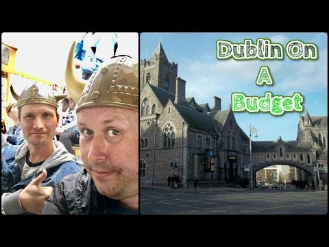 Dublin On A Budget,So Many FREE Attractions / Dublin Daily Vlog #2