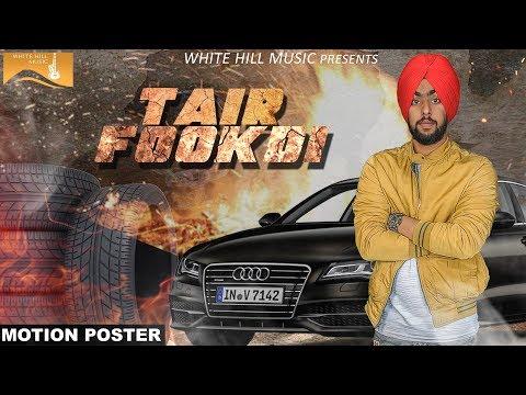 Tair Fookdi (Motion Poster) Manmeet l...