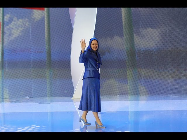 Speech of Maryam Rajavi In grand gathering of  the Iranian resistance - Paris – 13 June 2015