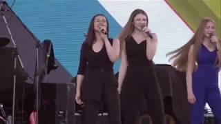 #синтездети / Танцуй со мной (cover by Полина Гагарина)