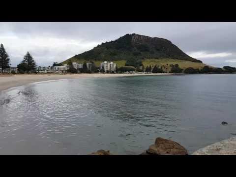 New Zealand earthquake 2 Sept 2016 -Tsunami warning Mount Maunganui