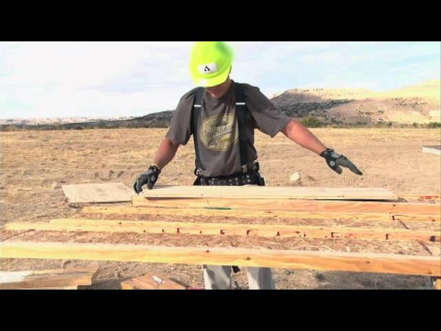 Detail #E2 / E3 - Trus Joist EWP Floor Installation Guide