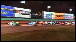 NASCAR 08 Flips and Crashes #4