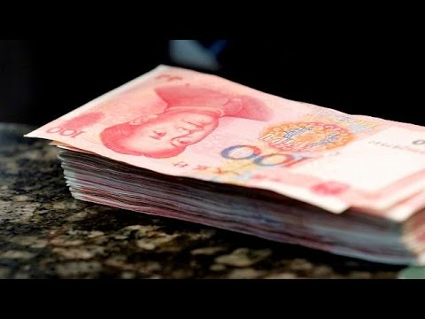 China's yuan at 8-year low against the US dollar - economy