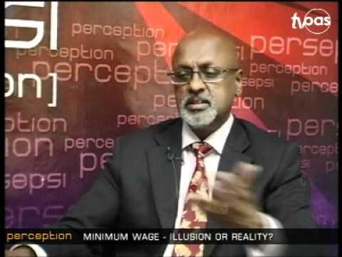 Perception: Minimum wage, Illusion or Reality?