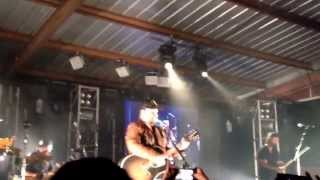 Randy Rogers Band - In My Arms Instead & Fuzzy Live @ Floores