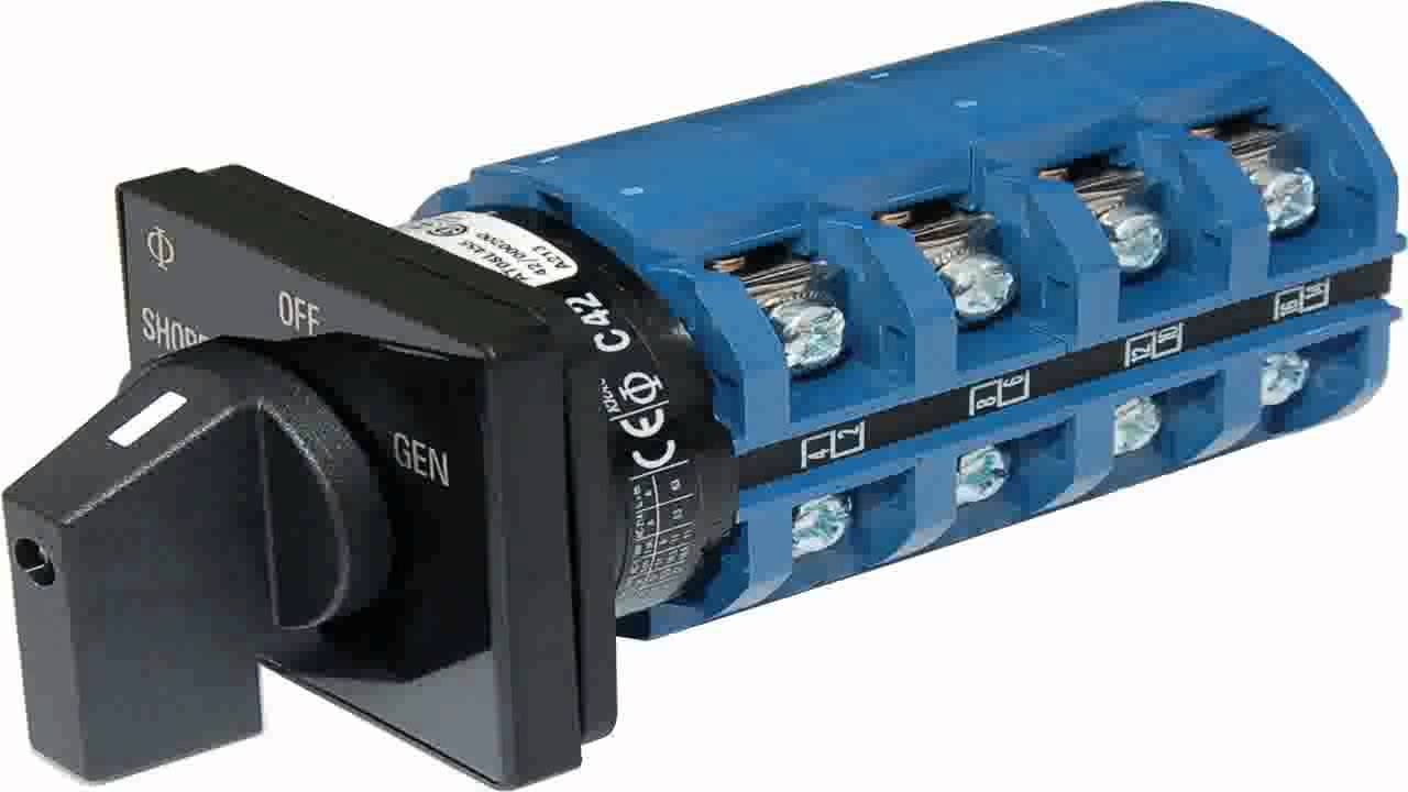 Four Way Selector Switch