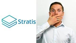 Обзор Stratis - Инвестировать в Блокчейн Stratis - Криптовалюта STRAT