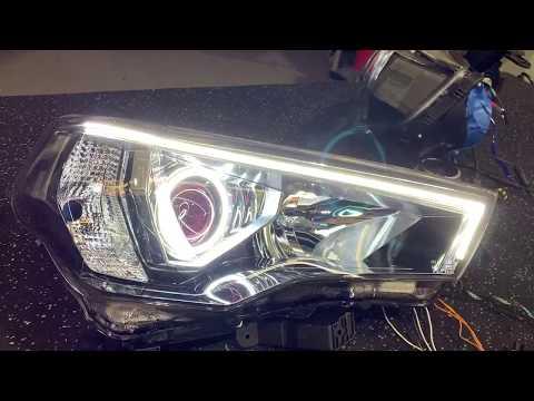 Toyota 4Runner MLED 2.0 Bi-LED Overview