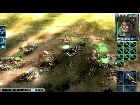 C&C3 Tiberium Wars GDI:Berne [TH]