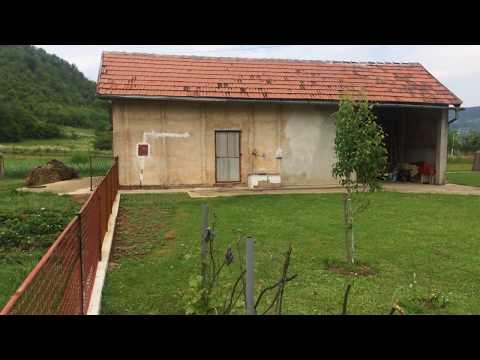 Dvospratna kuća u Kijevu kod Sarajeva opština TRNOVO PRODAJA!!