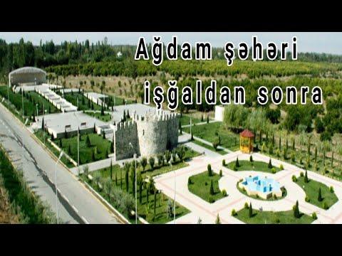 Ağdam şəhəri işğaldan sonra 2019 YENİ  VIDEO / Habil Əliyev - Sarı gəlin - Habil Aliyev - Sari gelin