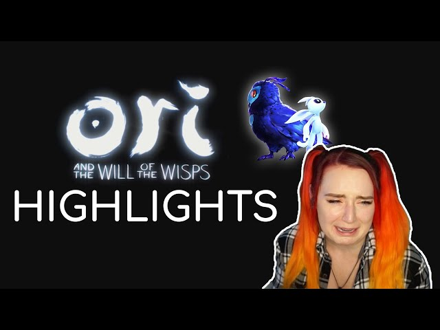 SO MANY EMOTIONS!! | Ori and the Will of the Wisps Highlights!