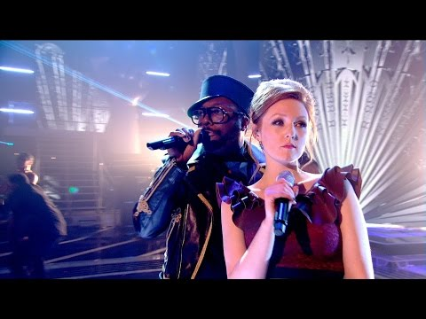 Will.i.am And Lucy O'Byrne Perform Habanera - The Voice UK 2015: The Live Final - BBC One