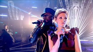 will.i.am and Lucy O