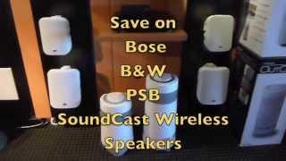 Outdoor Speaker Promotion