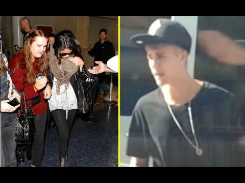 Justin Bieber And Selena Gomez Dinner Fight