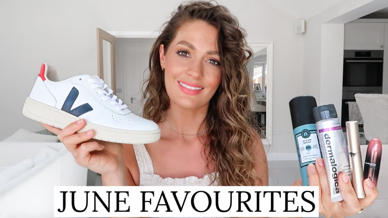 JUNE FAVOURITES - BEAUTY FASHION SKINCARE HAIRCARE 2020 | MODEL MOUTH