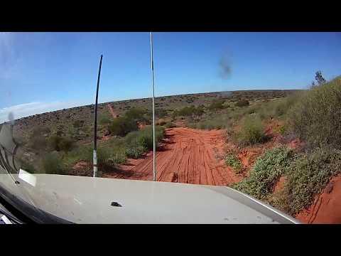 Simpson Desert  -  Day 6