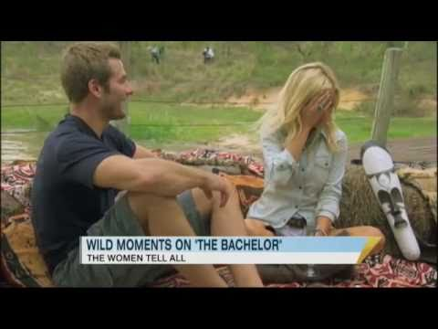 'The Bachelor': Brad Womack's Five Craziest Moments (03.07.11)