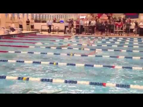 Duquesne Swimming Atlantic 10 Championship Highlight Video