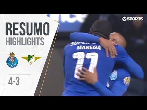 Highlights | Resumo: FC Porto 4-3 Moreirense (Taça de Portugal 18/19 1/8 Final)