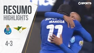 Highlights | Resumo: FC Porto 4-3 Moreirense (Taça de Portugal 18/19 1/8 Final)