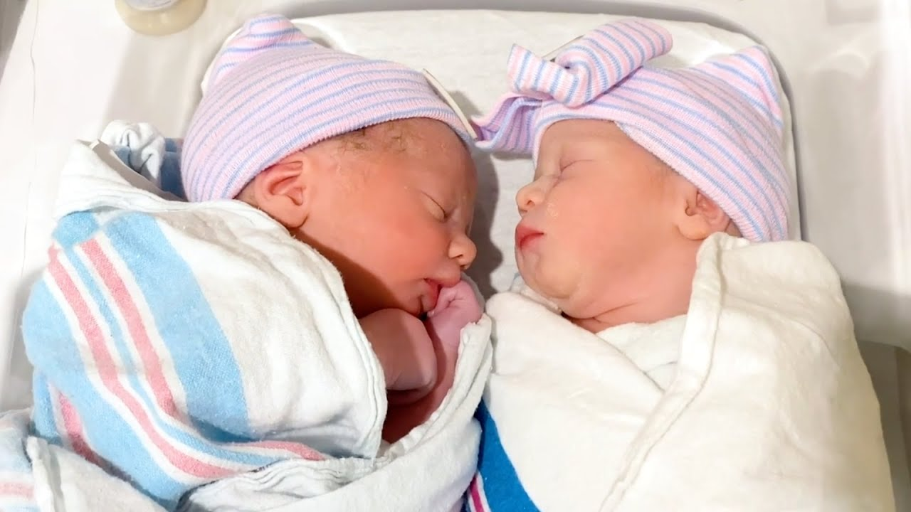 Meet the first babies born at the new NYP Alexandra Cohen Hospital for Women and Newborns