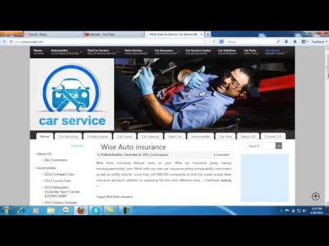 All in one car sevice,car insurance news,latest car news of world