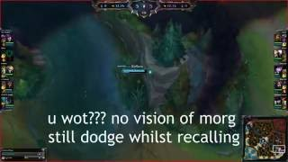 LoL Roflexx Cheating in Challenger SoloQ with dodge script - Bust movie
