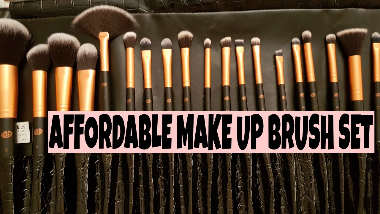 6f6c192ac1c6 Must Have Affordable Make Up Brushes - Rio Professional 24 Piece Set ...