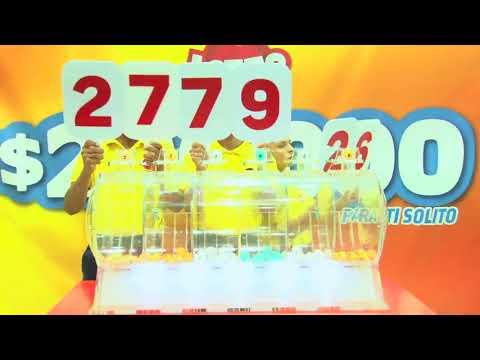 Sorteo Lotto 1903 28-DIC-17